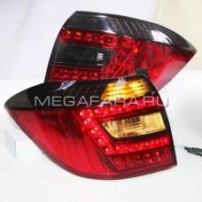 Задние фонари Toyota Highlander 2007 - 2010 V1 Type
