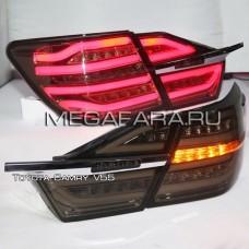 Задние фонари Тойота Камри V50 2014-2018 V11 type