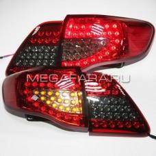 Задние фонари Тойота Королла 2008-2010 V1 Type