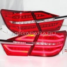 Задние фонари Тойота Камри V50 2014-2018 V9 type