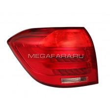 Задние фонари Toyota Highlander 2007 - 2010 V3 Type