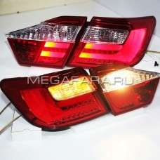 Задние фонари Тойота Камри V50 2011-2014 V8 type