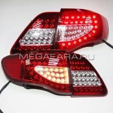 Задние фонари Тойота Королла 2008-2010 V2 Type