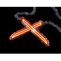 КАТАФОТЫ | Светодиодные вставки в задний бампер