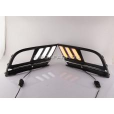 Дневные ходовые огни Джетта 6 2015-2017 V6 Type