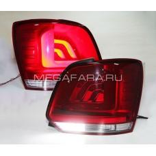 Задние фонари Фольксваген Поло 2010-2014 V3 type