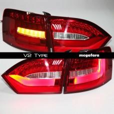 Задние фонари Jetta 6 Jetta 6 2011-2013 V2 Type
