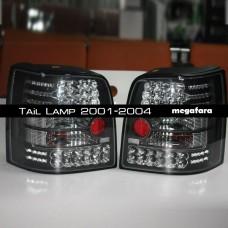 Задние фонари Volkswagen Passat B5 Tail Lamp 2001-2004