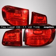 Задние фонари Volkswagen Tiguan 2009 - 11 V2 Type