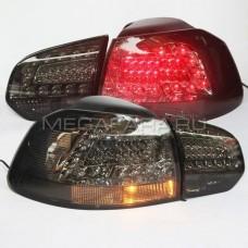 Задние фонари Гольф 6 2008 - 2012 V1 type