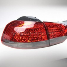 Задние фонари Гольф 6 2008 - 2012 V2 type