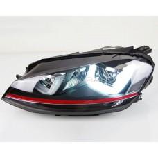 Передние фары Гольф 7 GTI style V11 type