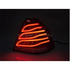 Задние фонари Шевроле Авео 2006-2011 V1 Type