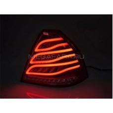 Задние фонари Равон Нексия R3 2017-2020 V1 Type [Комплект Л+П; светодиодные; динамичный поворотник]