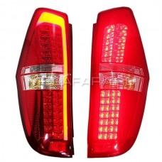 Задние фонари Хендай Гранд Старекс H1 2007-2020 V1 type [КРАСНЫЕ; Комплект Л+П; светодиодные]