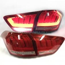 Задние фонари Хендай Крета IX25 V8 Type [Комплект Л+П; светодиодные; динамичный поворотник]