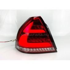 Задние фонари Равон Нексия R3 2017-2020 V2 Type [Комплект Л+П; светодиодные; динамичный поворотник]