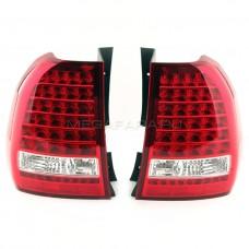 Задние светодиодные фонари Киа Спортейдж 2007-2010 V1 type [Комплект Л+П; Светодиодные]