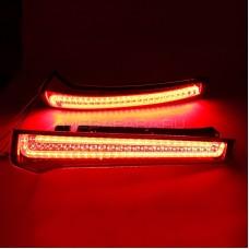 Задние светодиодные фонари Киа Спортейдж 2 2004-2010 V2 type [Комплект Л+П; Светодиодные]