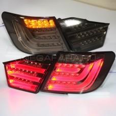 Задние фонари Тойота Камри V50 2011-2014 V5 type [Комплект Л+П; Светодиодные; LED поворотник]