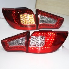 Задние фонари Киа Спортейдж 3 2010 - 2015 V3 type [Комплект Л+П; Светодиодные]