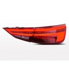 Задние фонари Ауди А3 2013-2019 V1 Type [Комплект Л+П; полностью светодиодные; динамичный поворотник]