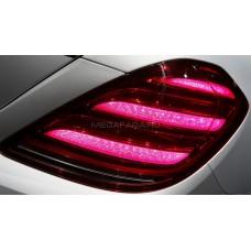 Задние фонари Мерседес S-class W222 2014-2019 V1 Type [Комплект Л+П; Светодиодные; Динамичный поворотник]
