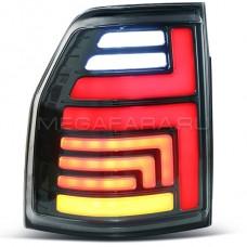 Задние фонари Мицубиси Паджеро 4 2006 - 2020 V1 type [Комплект Л+П; Светодиодные; Динамичный поворотник]