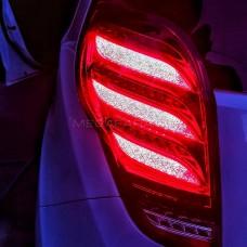 Задние фонари Равон R2 2016-2021 V3 type [Комплект Л+П; Светодиодные; Динамичный поворотник]
