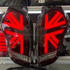 Задние фонари Равон R2 2016-2021 V4 type [Комплект Л+П; Светодиодные; Динамичный поворотник]