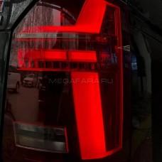 Задние фонари VW T6 2016-2019 V1 type [Комплект Л+П; Светодиодные; Динамичный поворотник]