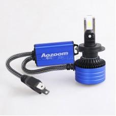 Светодиодные лампы Н7 AOZOOM ALH-12 55W V9 type [комплект 2 шт.]