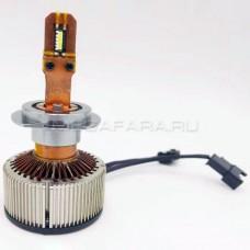 Светодиодные лампы Н7 55W V10 type [комплект 2 шт.; чипы OSRAM]