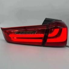 Задние фонари Mitsubishi ASX 2010-2019 V3 type [Комплект Л+П; Светодиодные; LED поворотник]