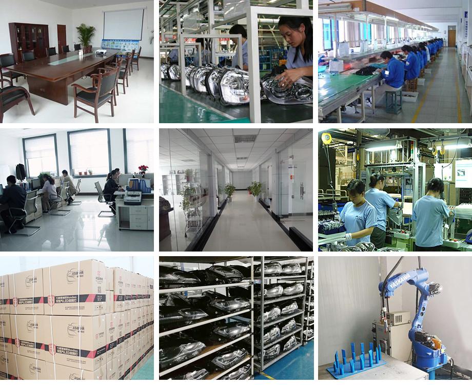 Производитель передних фар ChangZhou Shiyu Auto Parts Co.,Ltd