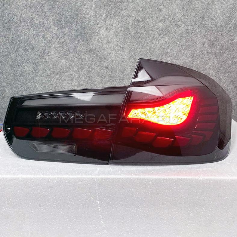 Задние фонари БМВ 3 серии 2012-2017 F30 F31 V7 type [Комплект Л+П; Светодиодные; Динамичный поворотник]
