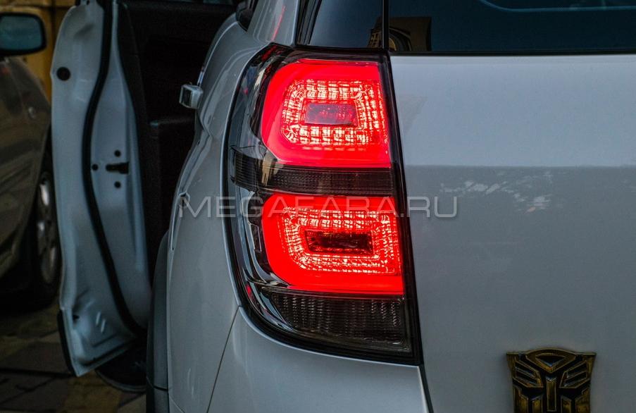Задние фонари Шевроле Каптива 2008-2013 V4 type