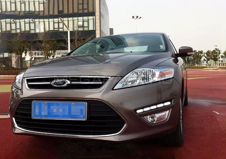 Дневные ходовые огни Форд Мондео 4 2011-2014 V1 Type