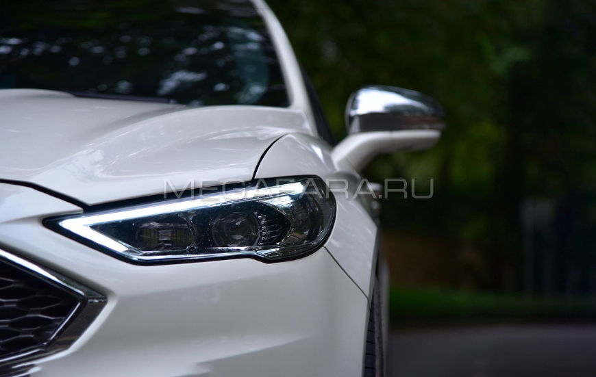 Передние фары Форд Мондео FUSION 2016-2019 V9 type