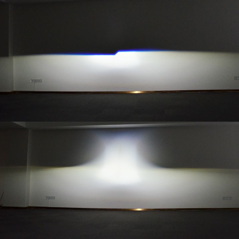 БИ Led линзы AOZOOM А5 V6 type [1 шт; 35 Вт]