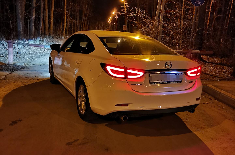 Задние фонари Мазда 6 V4 type | Задняя оптика Мазда 6 V4 type | Задние фары Mazda 6 2013-2015