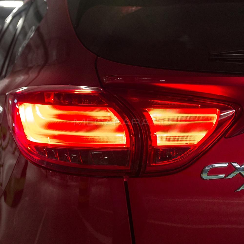 Задние светодиодные фонари Мазда СХ-5 2012-2017 V5 type [Комплект Л+П; Светодиодные]