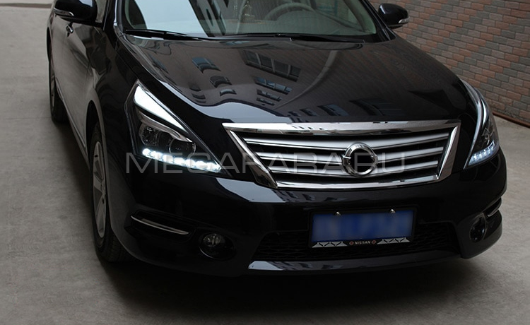 Передние фары Ниссан Теана 2008-2012 V4 Type