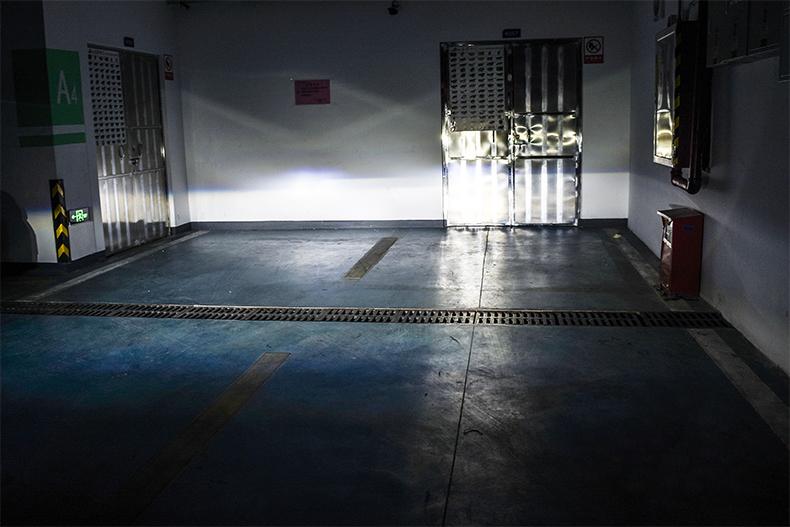Передние фары Ниссан Х-трейл Т32 2018-2019 V9 type [Комплект Л+П; Светодиодные ходовые огни; FULL LED; электрокорректор]