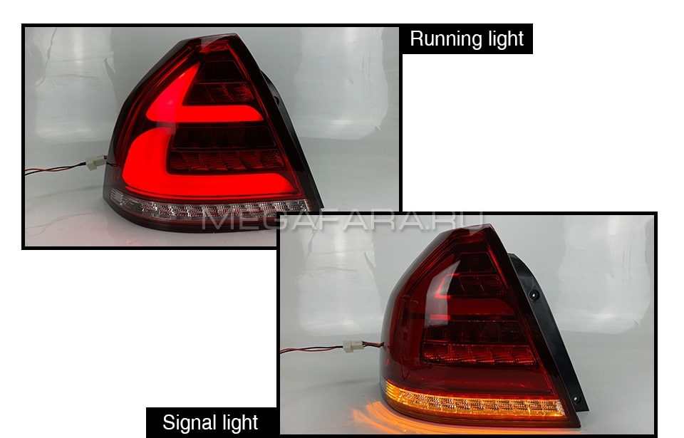 Задние фонари Равон Нексия R3 2017-2020 V2 Type